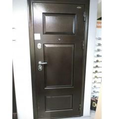 Дверь входная металлическая Стандарт + Владимирская Фабрика