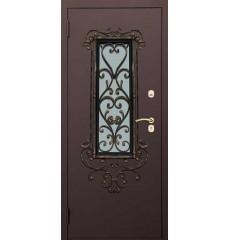 Дверь входная металлическая нестандартная Амор