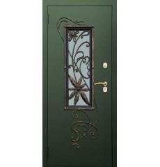 Дверь входная металлическая нестандартная Дина