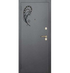 Дверь входная металлическая нестандартная Эгрет