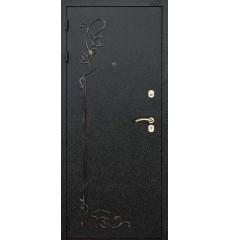Дверь входная металлическая нестандартная Фриз
