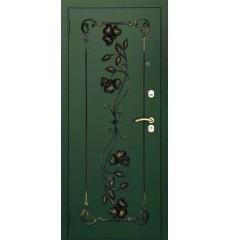 Дверь входная металлическая нестандартная Грация