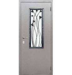 Дверь входная металлическая нестандартная Калла