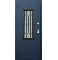 Дверь входная металлическая нестандартная Ладья