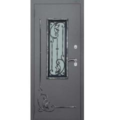 Дверь входная металлическая нестандартная Левкой