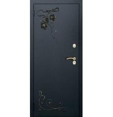 Дверь входная металлическая нестандартная Лоза