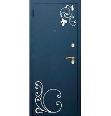Дверь входная металлическая нестандартная Осень