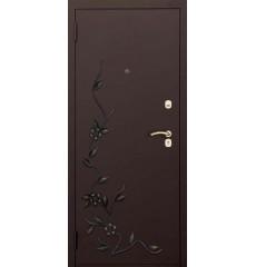 Дверь входная металлическая нестандартная Сакура