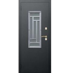 Дверь входная металлическая нестандартная Хай тек