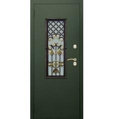 Дверь входная металлическая нестандартная Жардин