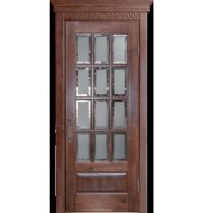 Межкомнатные двери из массива дуба — купить в интернет