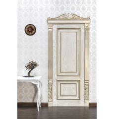 Двери из массива кавказского бука и дуба гМайкоп