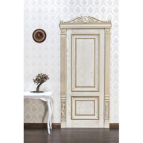 Двери из Дуба - межкомнатные двери из массива дуба купить