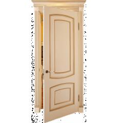 Дверь деревянная межкомнатная ЕЛЕНА массив бука
