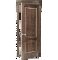 Дверь деревянная межкомнатная ШАЛЕ массив дуба