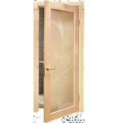 Дверь деревянная межкомнатная ВЕРОНИКА массив дуба