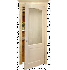 Дверь деревянная межкомнатная ВИКТОРИЯ массив дуба