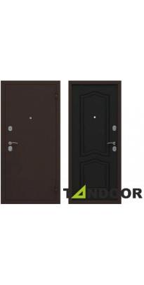 Дверь входная металлическая АВРОРА ВЕНГЕ