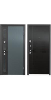 Дверь входная металлическая SIGMA COLOR SP-7B/D6