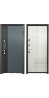 Дверь входная металлическая SIGMA COLOR SP-7B/D7