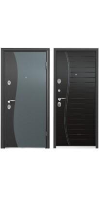 Дверь входная металлическая SIGMA COLOR SP-8B/D8