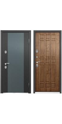 Дверь входная металлическая SIGMA COLOR SP-9B/D3