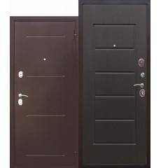 Дверь входная 7,5 СМ ГАРДА АНТИК (ВЕНГЕ, БЕЛЫЙ ЯСЕНЬ)