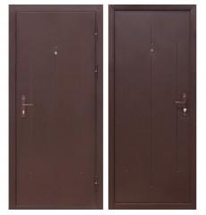 Дверь входная металлическая Стройгост 7-1 мет./мет.