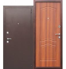 Дверь входная  Dominanta Рустикальный дуб