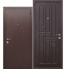 Входная дверь Гарда 1 замок венге