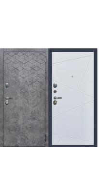 Дверь входная металлическая  «Геометрия»