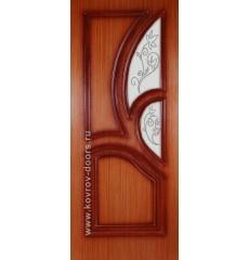 Дверь деревянная межкомнатная ГРЕЦИЯ макоре ПО