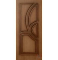 Дверь деревянная межкомнатная ГРЕЦИЯ орех ПГ