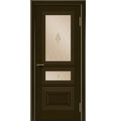 Дверь деревянная межкомнатная Агата ПО тон-35