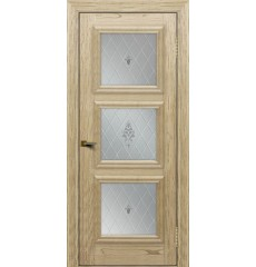 Дверь деревянная межкомнатная Грация ПГ тон-40