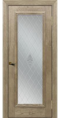 Дверь деревянная межкомнатная Валенсия ПО тон-41
