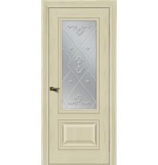 Дверь деревянная межкомнатная Виолетта ПО тон-34