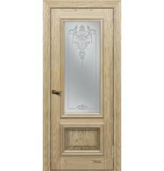 Дверь деревянная межкомнатная Виолетта ПО тон-40