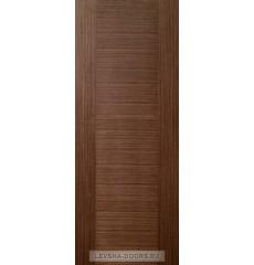 Дверь деревянная межкомнатная АНСИ ПГ Венге Темный