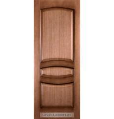Дверь деревянная межкомнатная СИЕНА ПГ Орех