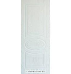Дверь деревянная межкомнатная ВИНЭЛЬ ПГ Снежный Дуб