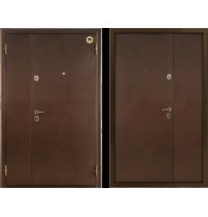 Дверь входная металлическая Бульдорс Steel 23Д