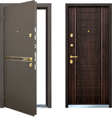 Дверь входная металлическая STRADA