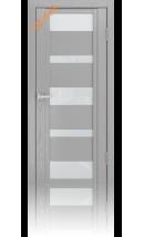 Дверь деревянная межкомнатная QDO M Светло-серый