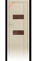 Дверь деревянная межкомнатная QDO N Слоновая кость