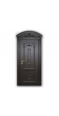 Дверь входная металлическая А-30 с объёмной фрезеровкой