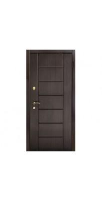 Дверь входная металлическая КАНЗАС венге