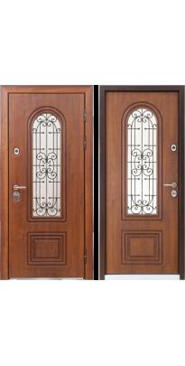 Дверь бронированная со стеклом, пуленепробиваемый стеклопакет. может быть нестандартного размера и выполнена по индивидуальному размеру
