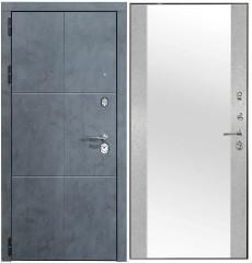 """Дверь входная металлическая Бункер """"Смоки"""""""