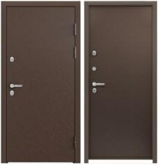 Дверь входная металлическая Snegir металл/металл